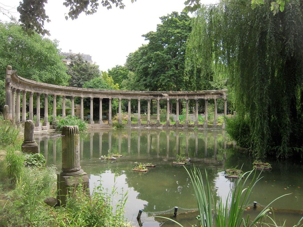Paris 17 Parc Monceau