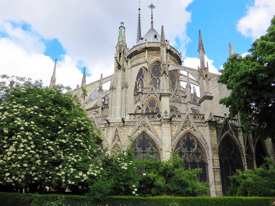 Notre Dame de Paris 4e