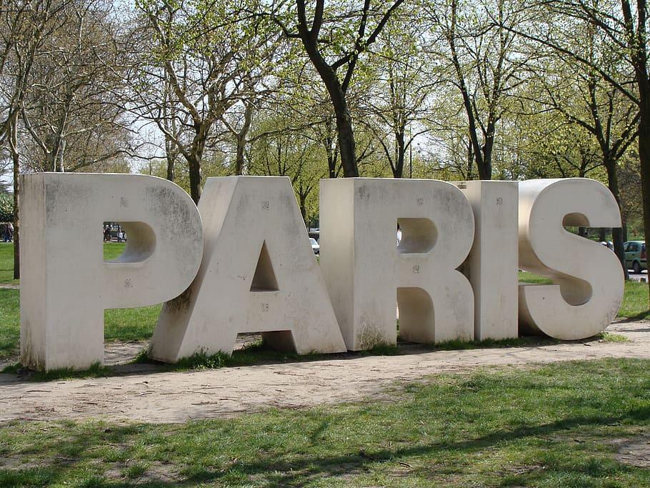 Parcs à Paris