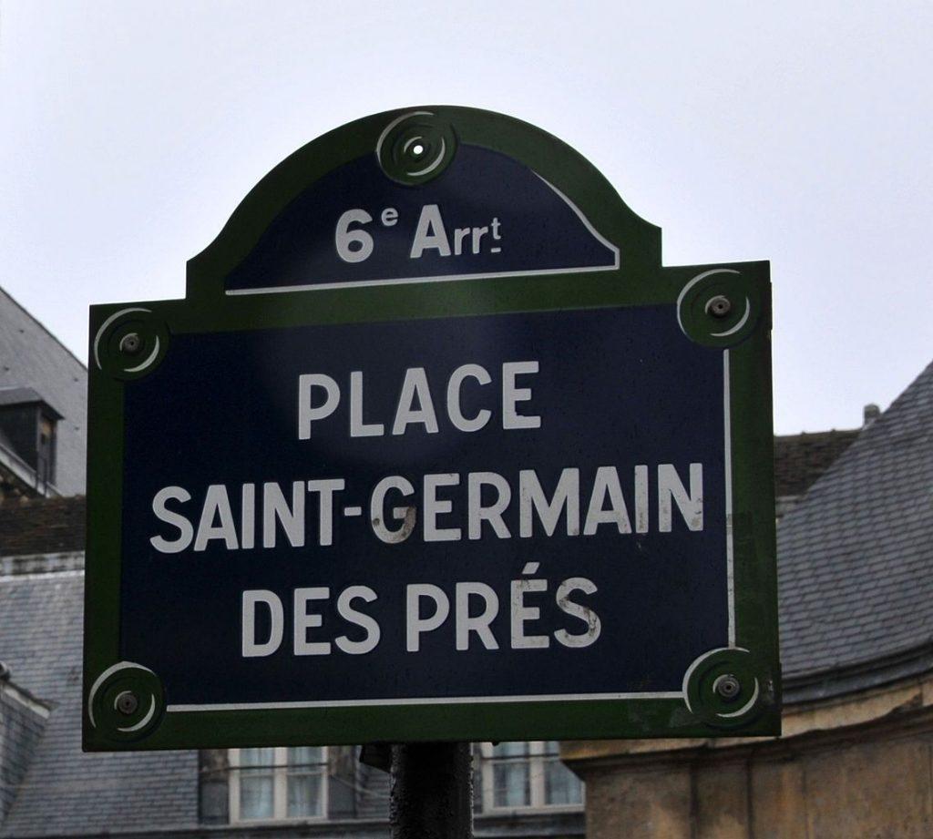 Saint Germain des Prés 6e arrondissement