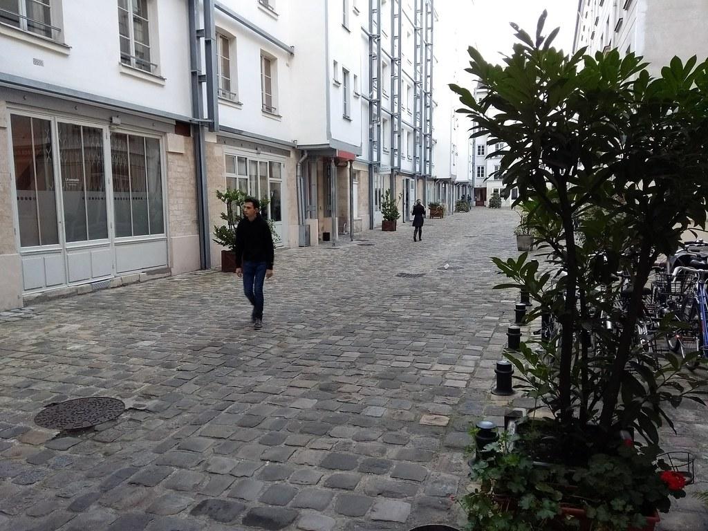 Cour Saint Joseph Paris 11eme